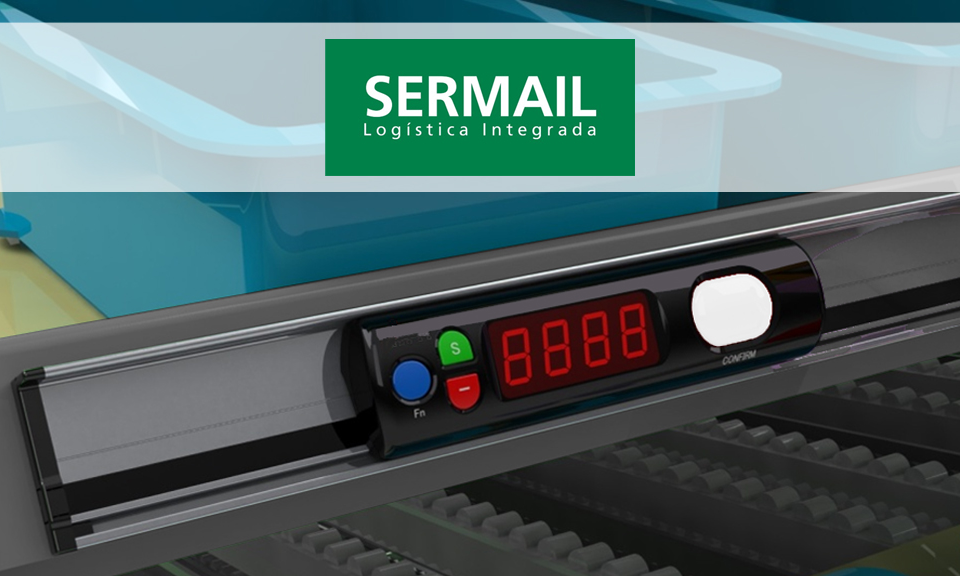 Picking system in Sermail