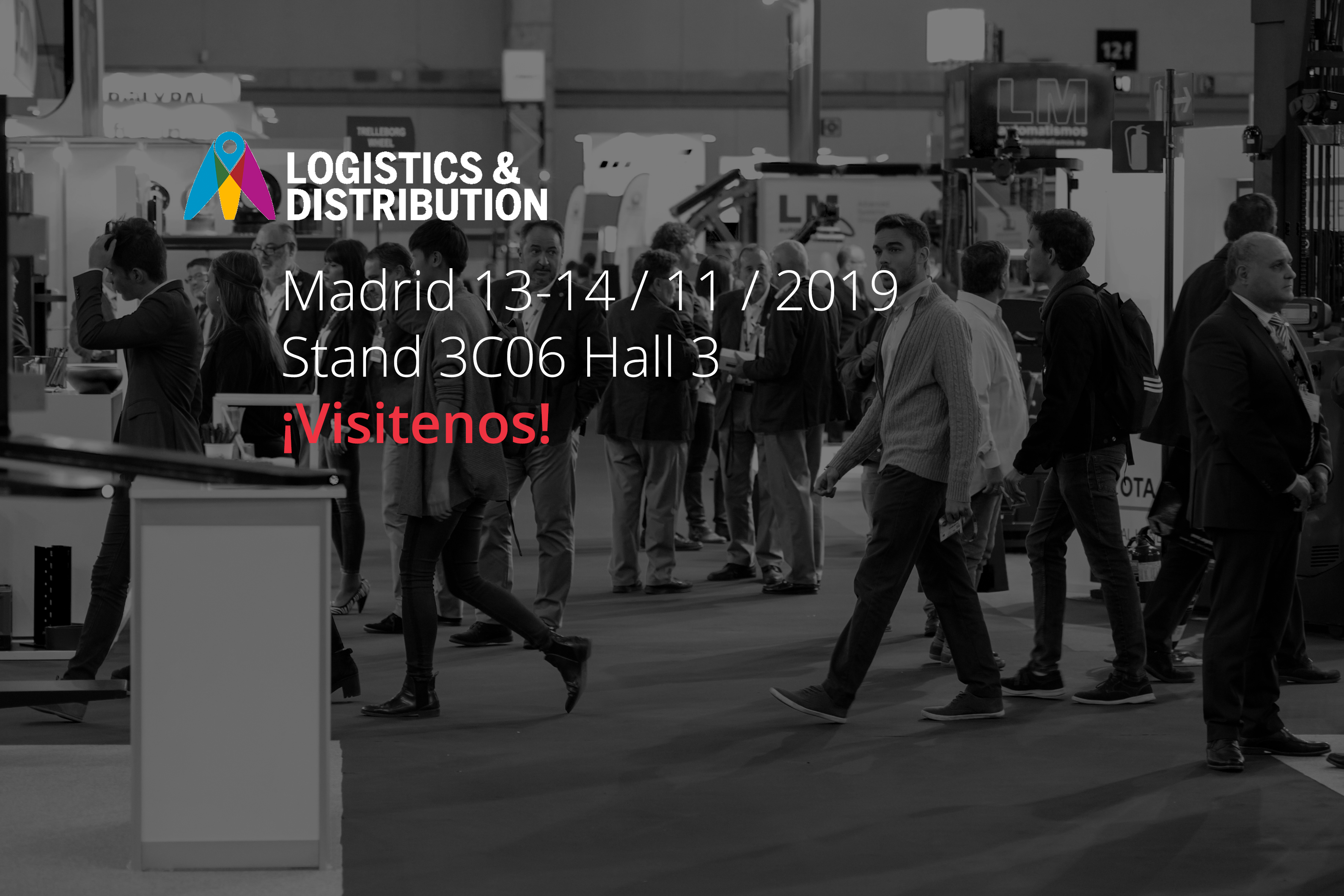 Pick To Light Systems sera présent le 13 et 14 novembre au salon Logistics à Madrid